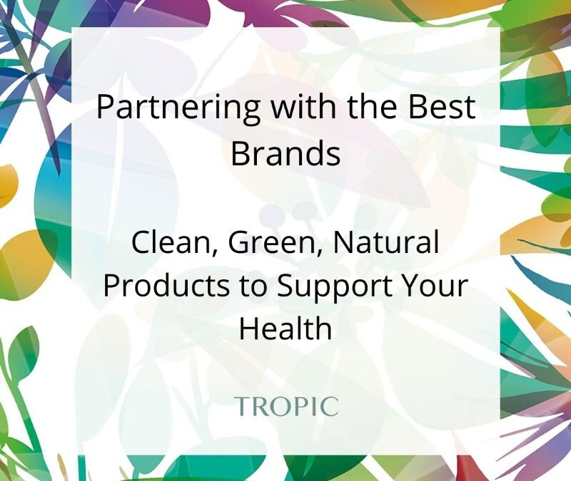 Partnering with the Best Brands